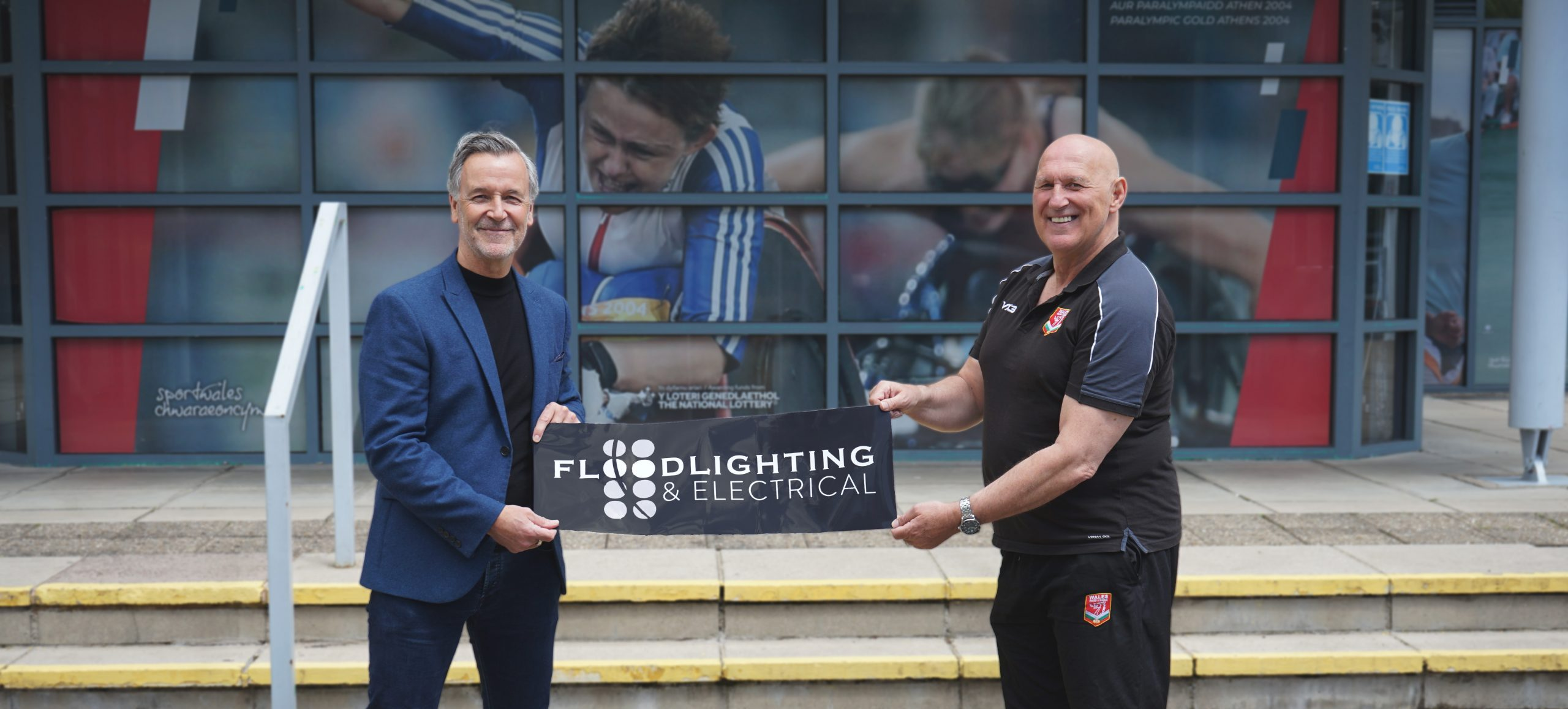 Floodlighting & Electrical become Wales Rugby League's official partners